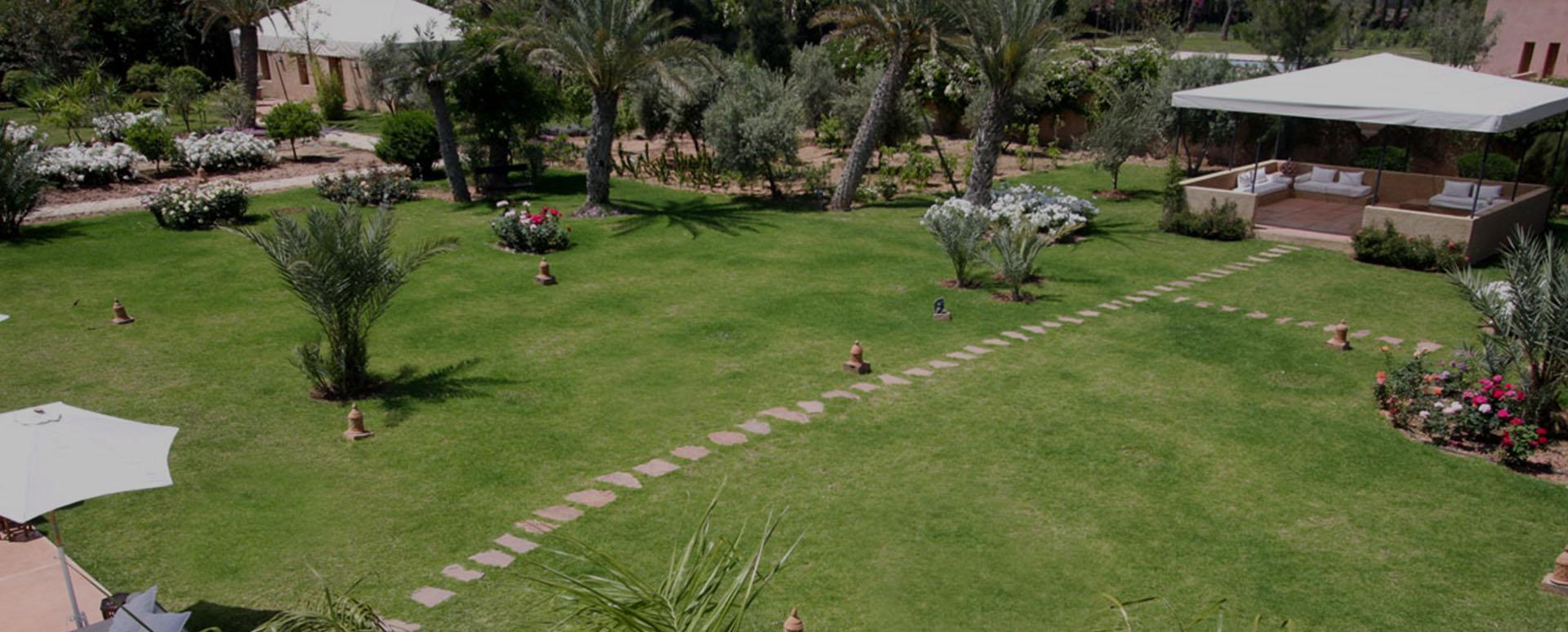 Dar Cherif : Villa de luxe à Marrakech